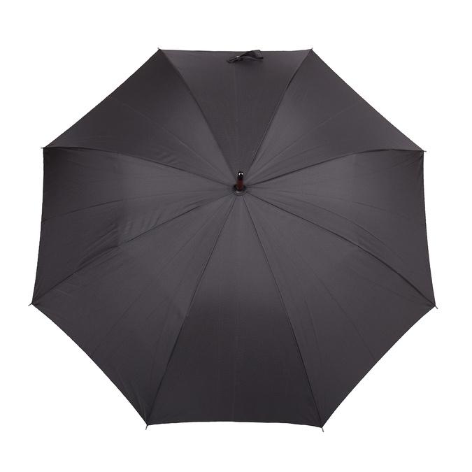 Großer, schwarzer Regenschirm doppler, Schwarz, 909-6661 - 26