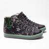Knöchelhohe Kinder-Sneakers primigi, Grau, 413-2008 - 26