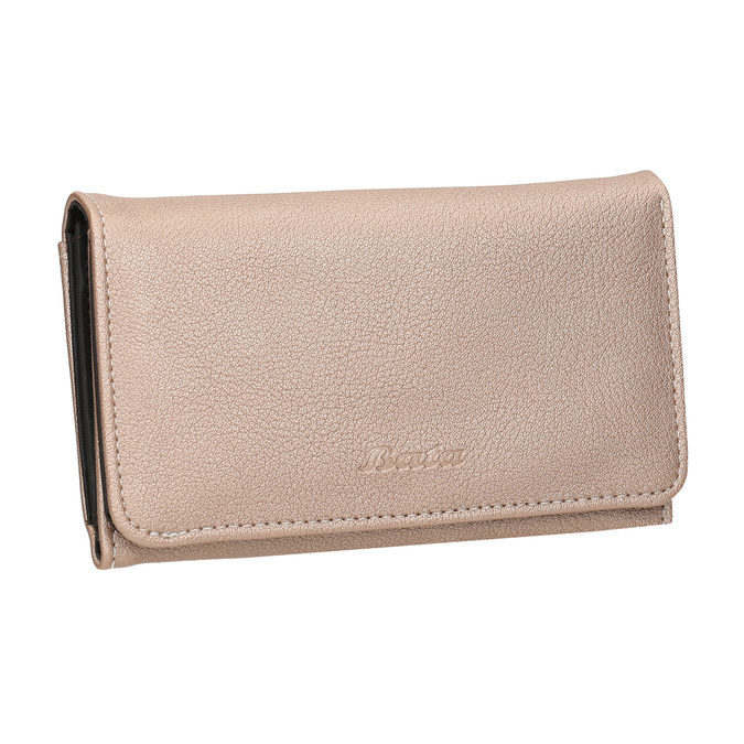 Damen-Geldbörse mit Steppung bata, 941-5156 - 13