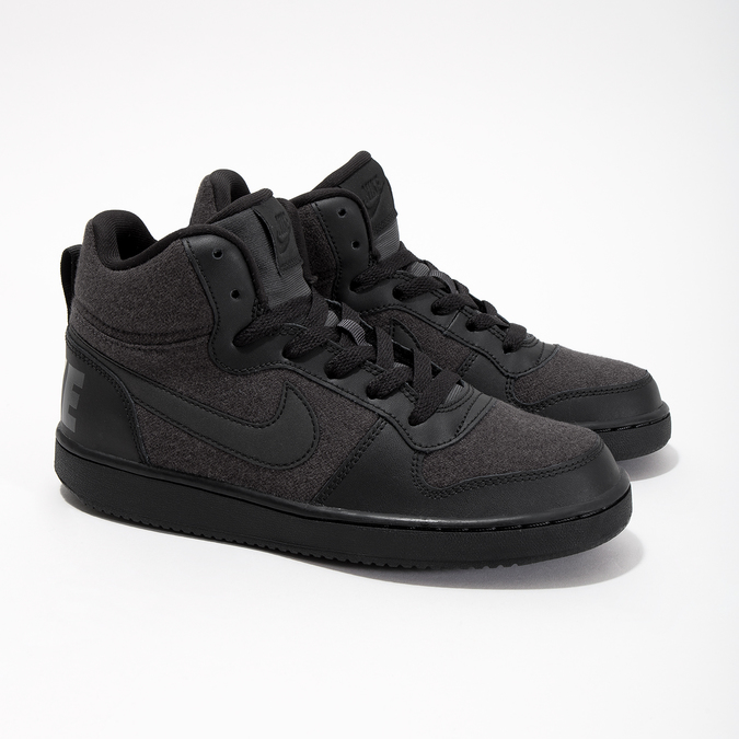 Knöchelhohe Kinder-Sneakers nike, Grau, 401-2405 - 26