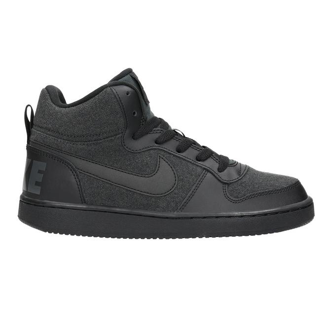 Knöchelhohe Kinder-Sneakers nike, Grau, 401-2405 - 16