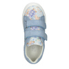 Gemusterte, blaue Kinder-Sneakers mini-b, 221-9215 - 15