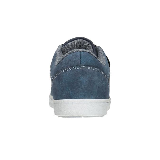 Blaue Kinder-Sneakers mini-b, 411-9101 - 16