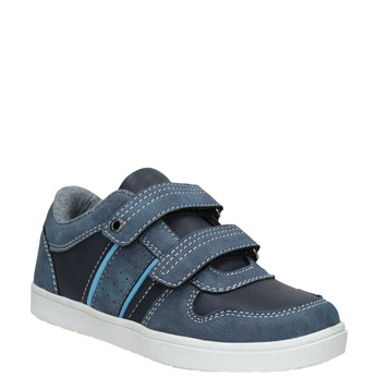 Blaue Kinder-Sneakers mini-b, 411-9101 - 13