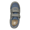 Kinder-Sneakers mit Klettverschluss mini-b, Grau, 411-2101 - 15