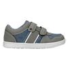 Kinder-Sneakers mit Klettverschluss mini-b, Grau, 411-2101 - 26