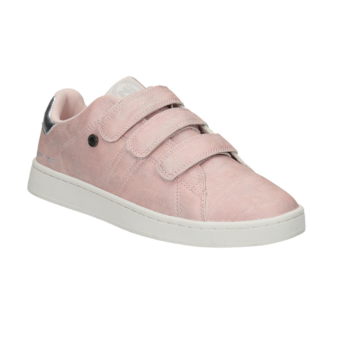Legere, rosa Damen-Sneakers north-star, Rosa, 549-5604 - 13