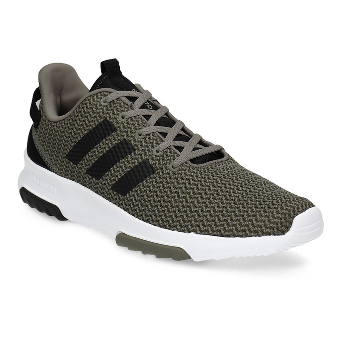 Sneakers in sportlichem Design adidas, khaki, 809-7201 - 13