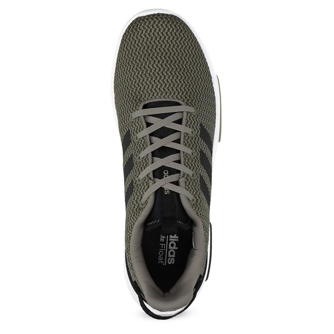 Sneakers in sportlichem Design adidas, khaki, 809-7201 - 17