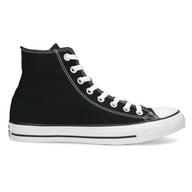 Knöchelhohe Damen-Sneakers converse, Schwarz, 589-6278 - 19