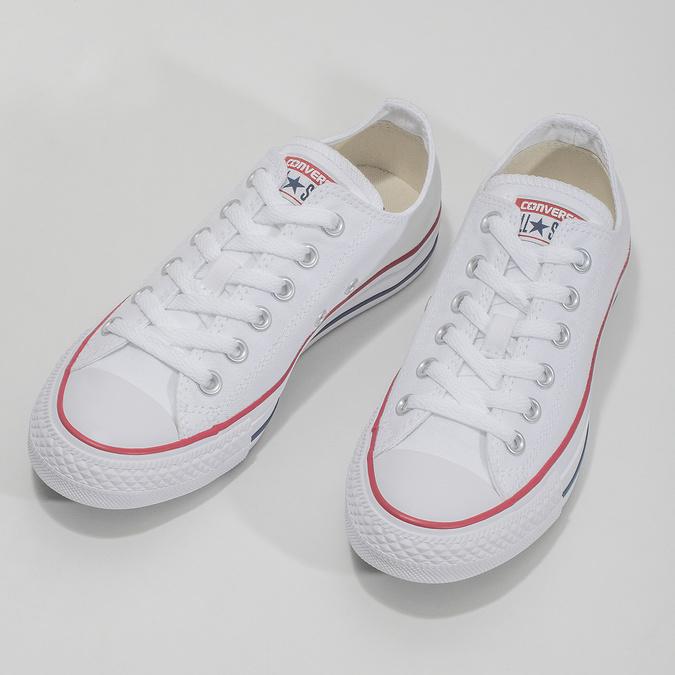 Damen-Sneakers converse, Weiss, 589-1279 - 16