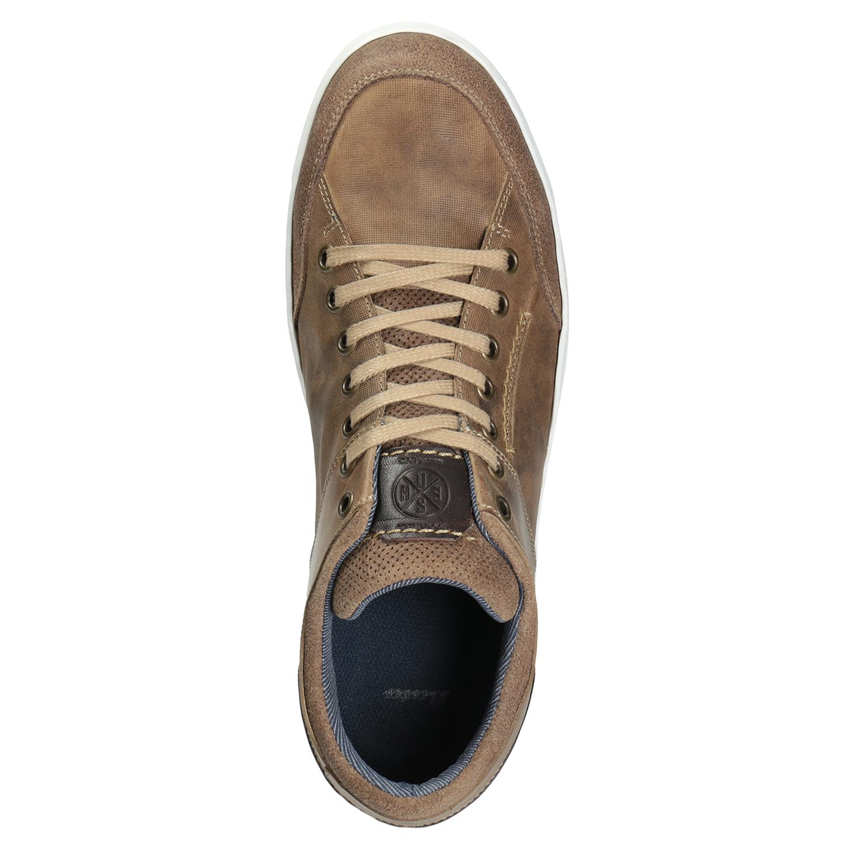 33b0288a9daa9b Bata Herren-Sneakers aus Leder - Sneakers
