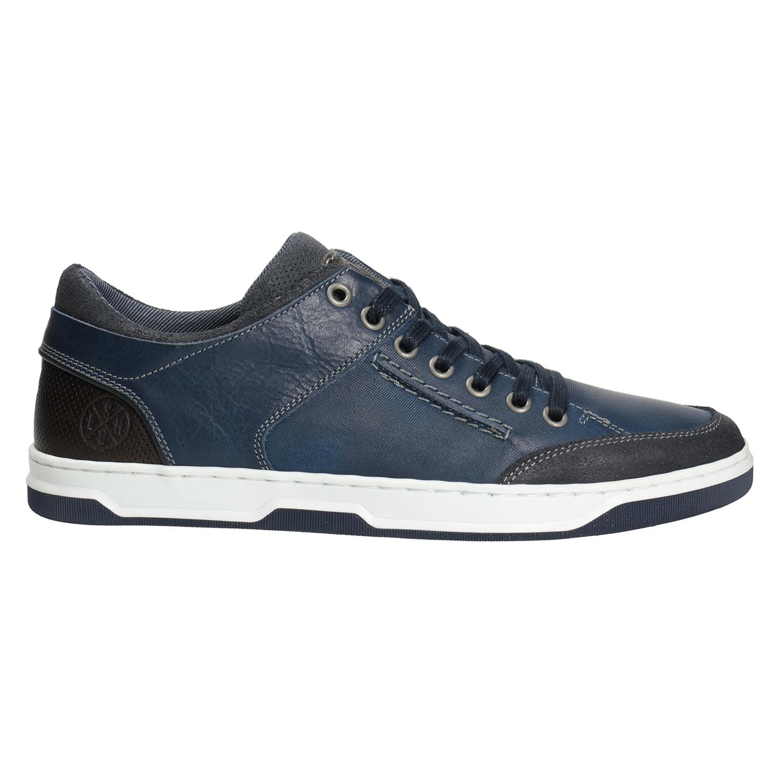 4d21e01269fb2e Bata Blaue Leder-Sneakers - Sneakers